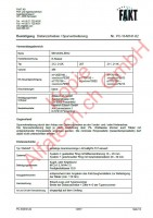 CH-Gutachten Spurverbreiterung Mercedes E-Klasse (212, 207, 211) PC-16-M141-02