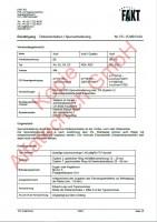 CH-Gutachten Spurverbreiterung Audi A4 - S4 - RS4 - A5 - S5 - RS5 - Q5 - SQ5 PC-15-M013-04